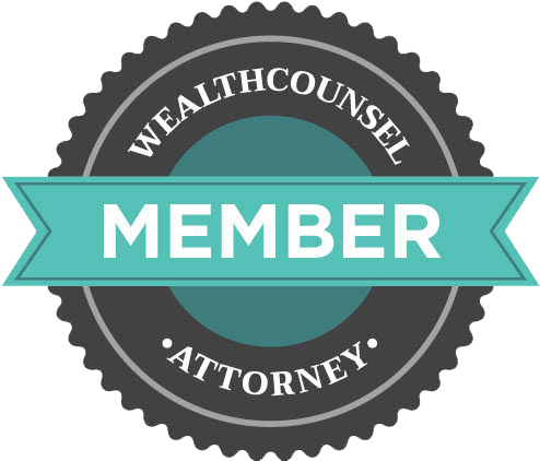 Graft and Walraven is a proud member of the Wealth Counsel Attorney.